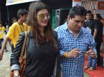 Kainaat Arora at the Umang college Festive 2014 launch.13_53ef436a02a25.JPG