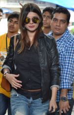 Kainaat Arora at the Umang college Festive 2014 launch.3_53ef43649b144.JPG