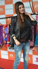 Kainaat Arora at the Umang college Festive 2014 launch_53ef43466083b.JPG