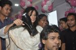 Richa Chadda, Nikhil Dwivedi at Tamanchey film promotions in Malad, Mumbai on 15th Aug 2014 (148)_53ef543345c14.JPG