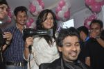 Richa Chadda, Nikhil Dwivedi at Tamanchey film promotions in Malad, Mumbai on 15th Aug 2014 (158)_53ef543b8ab6d.JPG