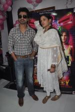 Richa Chadda, Nikhil Dwivedi at Tamanchey film promotions in Malad, Mumbai on 15th Aug 2014 (186)_53ef52a751134.JPG