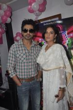 Richa Chadda, Nikhil Dwivedi at Tamanchey film promotions in Malad, Mumbai on 15th Aug 2014 (195)_53ef52ad0ca39.JPG