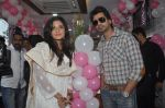 Richa Chadda, Nikhil Dwivedi at Tamanchey film promotions in Malad, Mumbai on 15th Aug 2014 (237)_53ef545a22a5b.JPG
