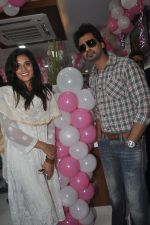 Richa Chadda, Nikhil Dwivedi at Tamanchey film promotions in Malad, Mumbai on 15th Aug 2014 (241)_53ef545d0568a.JPG