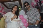 Richa Chadda, Nikhil Dwivedi at Tamanchey film promotions in Malad, Mumbai on 15th Aug 2014 (249)_53ef52b979ea4.JPG