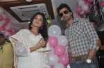Richa Chadda, Nikhil Dwivedi at Tamanchey film promotions in Malad, Mumbai on 15th Aug 2014 (251)_53ef52badf202.JPG