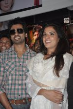 Richa Chadda, Nikhil Dwivedi at Tamanchey film promotions in Malad, Mumbai on 15th Aug 2014 (273)_53ef52c7711a2.JPG