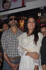 Richa Chadda, Nikhil Dwivedi at Tamanchey film promotions in Malad, Mumbai on 15th Aug 2014 (275)_53ef52c8d932a.JPG