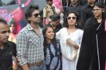 Richa Chadda, Nikhil Dwivedi at Tamanchey film promotions in Malad, Mumbai on 15th Aug 2014 (299)_53ef52d69e1a2.JPG
