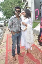 Richa Chadda, Nikhil Dwivedi at Tamanchey film promotions in Malad, Mumbai on 15th Aug 2014 (324)_53ef52e6332dd.JPG