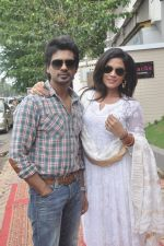 Richa Chadda, Nikhil Dwivedi at Tamanchey film promotions in Malad, Mumbai on 15th Aug 2014 (329)_53ef52e918864.JPG
