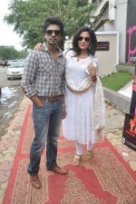 Richa Chadda, Nikhil Dwivedi at Tamanchey film promotions in Malad, Mumbai on 15th Aug 2014 (338)_53ef54aac9a9d.JPG