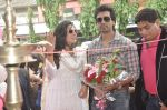 Richa Chadda, Nikhil Dwivedi at Tamanchey film promotions in Malad, Mumbai on 15th Aug 2014 (47)_53ef53ebcda4a.JPG