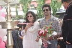 Richa Chadda, Nikhil Dwivedi at Tamanchey film promotions in Malad, Mumbai on 15th Aug 2014 (49)_53ef53ed4f132.JPG