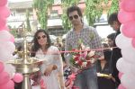 Richa Chadda, Nikhil Dwivedi at Tamanchey film promotions in Malad, Mumbai on 15th Aug 2014 (53)_53ef53f042847.JPG
