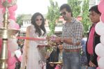 Richa Chadda, Nikhil Dwivedi at Tamanchey film promotions in Malad, Mumbai on 15th Aug 2014 (66)_53ef53fa9fbc8.JPG