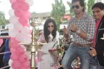 Richa Chadda, Nikhil Dwivedi at Tamanchey film promotions in Malad, Mumbai on 15th Aug 2014 (76)_53ef5401e7b60.JPG