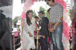 Richa Chadda, Nikhil Dwivedi at Tamanchey film promotions in Malad, Mumbai on 15th Aug 2014 (81)_53ef526491d91.JPG