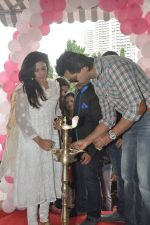 Richa Chadda, Nikhil Dwivedi at Tamanchey film promotions in Malad, Mumbai on 15th Aug 2014 (89)_53ef526a474cc.JPG