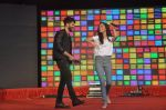 Shraddha Kapoor, Shahid Kapoor at Haider promotions at Umang College festival  in Parle, Mumbai on 15th Aug 2014 (233)_53ef4c79c5caf.JPG