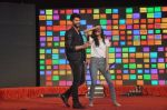 Shraddha Kapoor, Shahid Kapoor at Haider promotions at Umang College festival  in Parle, Mumbai on 15th Aug 2014 (237)_53ef4c7ca0870.JPG