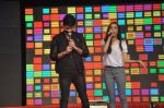 Shraddha Kapoor, Shahid Kapoor at Haider promotions at Umang College festival  in Parle, Mumbai on 15th Aug 2014 (241)_53ef4c7f93d8f.JPG