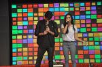 Shraddha Kapoor, Shahid Kapoor at Haider promotions at Umang College festival  in Parle, Mumbai on 15th Aug 2014 (245)_53ef4c8267b48.JPG