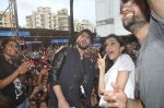 Shraddha Kapoor, Shahid Kapoor at Haider promotions at Umang College festival  in Parle, Mumbai on 15th Aug 2014 (325)_53ef4cb08fe07.JPG