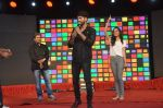 Shraddha Kapoor, Shahid Kapoor, Vishal Bharadwaj at Haider promotions at Umang College festival  in Parle, Mumbai on 15th Aug 2014 (218)_53ef4cd458afc.JPG