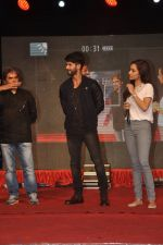 Shraddha Kapoor, Shahid Kapoor, Vishal Bharadwaj at Haider promotions at Umang College festival  in Parle, Mumbai on 15th Aug 2014 (224)_53ef4cd700be6.JPG
