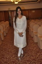 Tanisha Singh at special Indian national anthem launch in Palm Grove on 15th Aug 2014 (11)_53ef517171f54.JPG