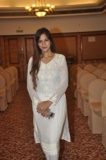Tanisha Singh at special Indian national anthem launch in Palm Grove on 15th Aug 2014 (3)_53ef516662651.JPG