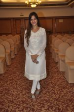 Tanisha Singh at special Indian national anthem launch in Palm Grove on 15th Aug 2014 (5)_53ef51693c1d8.JPG