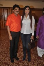Udit Narayan at special Indian national anthem launch in Palm Grove on 15th Aug 2014 (197)_53ef504634396.JPG