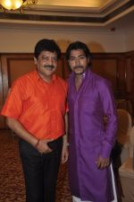 Udit Narayan at special Indian national anthem launch in Palm Grove on 15th Aug 2014 (198)_53ef504789b92.JPG