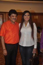 Udit Narayan at special Indian national anthem launch in Palm Grove on 15th Aug 2014 (216)_53ef50600410d.JPG
