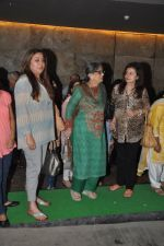 Salma Khan at Singham Returns screening in Lightbox on 16th Aug 2014 (10)_53f09be2b6132.JPG