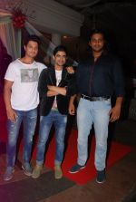 Saurav Gurjar at Mahabharat Success Bash in The Club on 16th Aug 2014 (165)_53f0ae1e13b7f.JPG