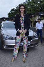 Sonam Kapoor at Mithibai college fest in Mumbai on 16th Aug 2014 (14)_53f09c28c1742.JPG