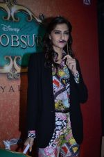 Sonam Kapoor at Mithibai college fest in Mumbai on 16th Aug 2014 (71)_53f09c7b938ae.JPG