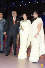 Boney Kapoor and Sridevi at Rajiv Reddy_s engagement in Hyderabad on 17th Aug 2014 (19)_53f1a2747a6a7.JPG