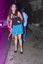Krishika Lulla at Badlapur wrap up bash in Olive, Mumbai on 17th Aug 2014 (22)_53f1a531c0b3a.JPG