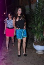 Krishika Lulla at Badlapur wrap up bash in Olive, Mumbai on 17th Aug 2014 (23)_53f1a5331d419.JPG