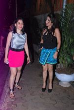 Krishika Lulla at Badlapur wrap up bash in Olive, Mumbai on 17th Aug 2014 (24)_53f1a53489560.JPG