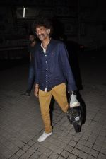 Makrand Deshpande snapped at PVR on 18th Aug 2014 (9)_53f2f544a36ce.JPG