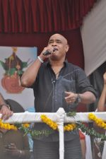 Vinod Kambli at krishna hegde dahi handi in Mumbai on 18th Aug 2014 (54)_53f3101da1a68.JPG