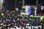 at Sachin Ahir_s dahi handi in Mumbai on 18th Aug 2014 (371)_53f33ebd13258.JPG