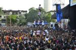 at Sachin Ahir_s dahi handi in Mumbai on 18th Aug 2014 (377)_53f33ec597e21.JPG