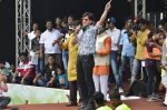 at Sachin Ahir_s dahi handi in Mumbai on 18th Aug 2014 (400)_53f33ef27909b.JPG